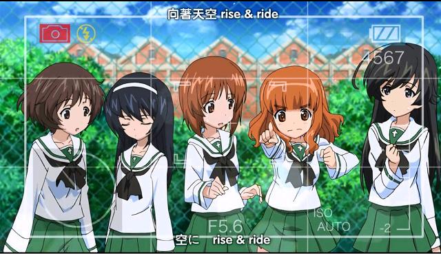 Girls und Panzer 少女與戰車 hd畫質 各集總整理 [動漫]少女與戰車 HD畫質 各集總整理 Girls und Panzer
