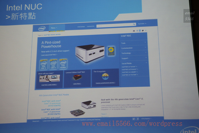 IMG_4682 intel 極速效能解禁-k版 ssd 730體驗會 Intel 極速效能解禁-K版 SSD 730體驗會 IMG 4682