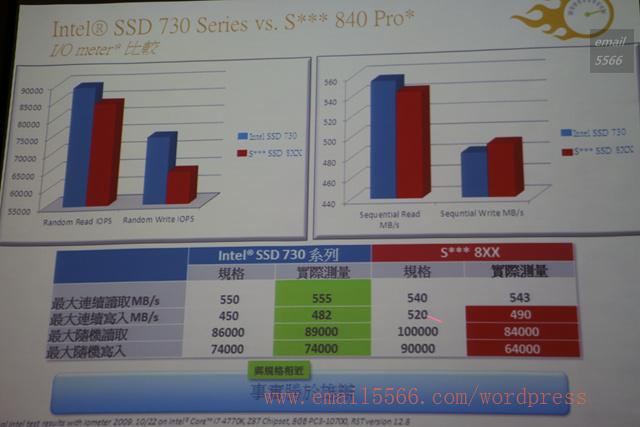 IMG_4740 intel 極速效能解禁-k版 ssd 730體驗會 Intel 極速效能解禁-K版 SSD 730體驗會 IMG 4740