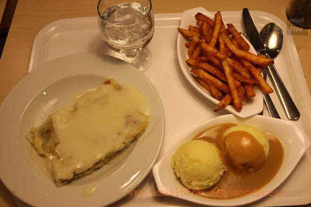 IMG_4588 桃園ikea-鮭魚千層麵 [食記]桃園IKEA-鮭魚千層麵 IMG 4588