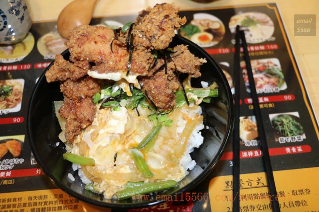 IMG_4821 食記麵屋嵐山-親子丼 [食記]麵屋嵐山-親子丼 IMG 4821