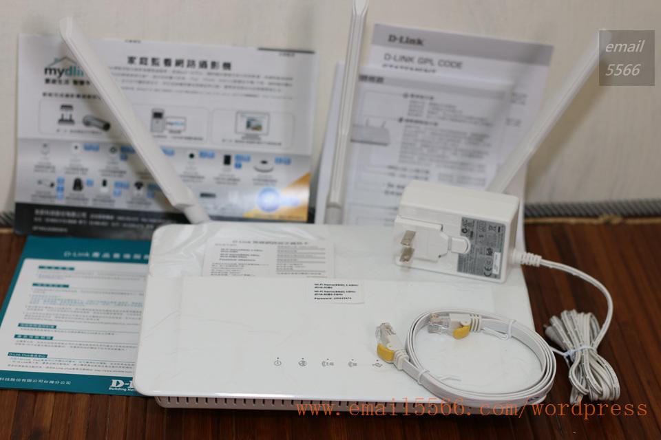 IMG_9376 機王 d-link ac1900雙頻gigabit dir-880l [開箱] 機王 D-LINK AC1900雙頻Gigabit DIR-880L IMG 9376