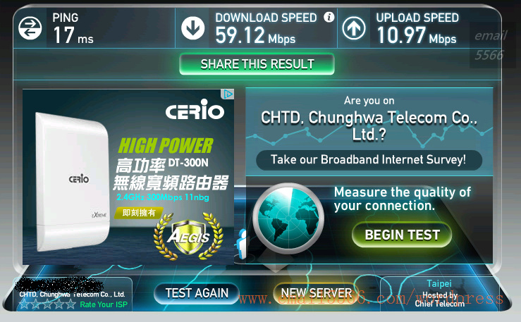 speed 5G 機王 d-link ac1900雙頻gigabit dir-880l [開箱] 機王 D-LINK AC1900雙頻Gigabit DIR-880L speed 5G