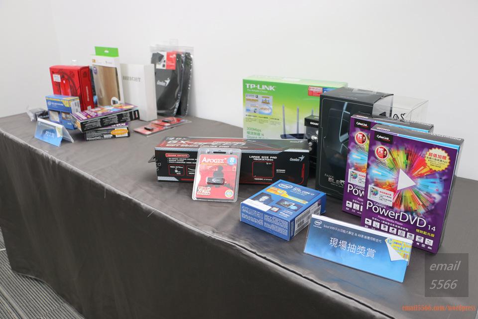 IMG_1785  Intel X99平台效能大解密 & 4K影音應用新世代 IMG 17851