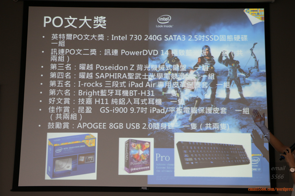 IMG_1793  Intel X99平台效能大解密 & 4K影音應用新世代 IMG 1793