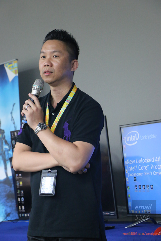 IMG_1796  Intel X99平台效能大解密 & 4K影音應用新世代 IMG 1796