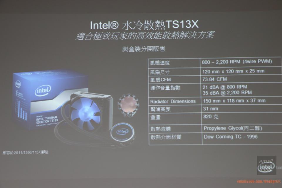 IMG_1823  Intel X99平台效能大解密 & 4K影音應用新世代 IMG 1823