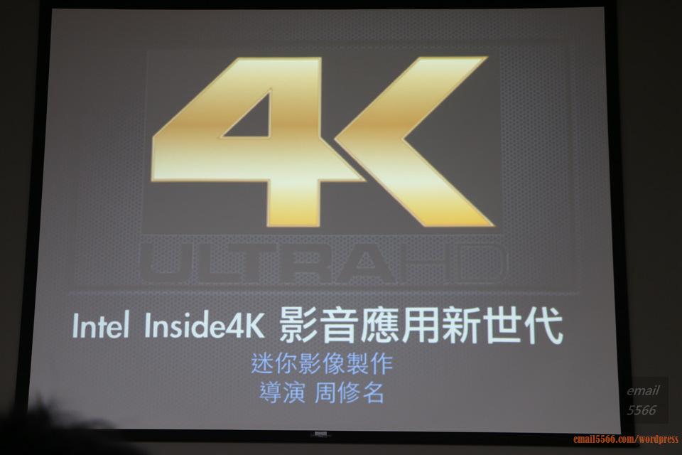 IMG_1841  Intel X99平台效能大解密 & 4K影音應用新世代 IMG 1841
