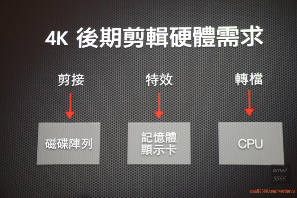 IMG_1858  Intel X99平台效能大解密 & 4K影音應用新世代 IMG 1858