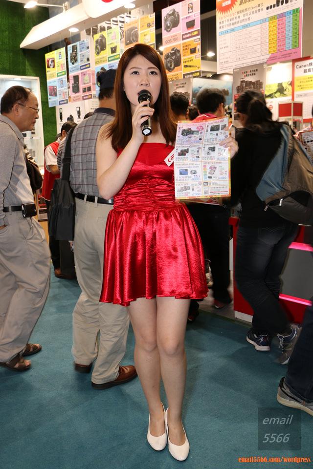 IMG_2045  [Show Girl] 2014台北國際攝影器材暨影像應用大展 IMG 2045