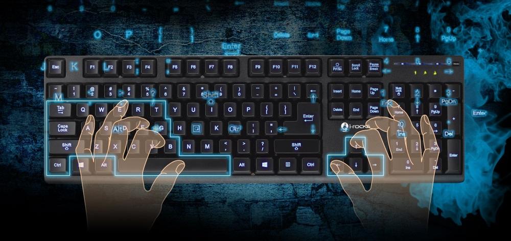 KR6260E_CH_9   i-Rocks KR6260E 背光遊戲鍵盤 開箱 KR6260E CH 9