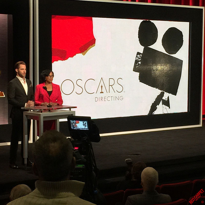Chris_Pine,_actor,_and_Academy_President_Cheryl_Boone_Isaacs_at_the_87th_Oscars_Nominations_Announcement 第87屆奧斯卡金像獎-頒獎典禮 20150223 HD 第87屆奧斯卡金像獎-頒獎典禮 20150223 HD Chris Pine actor and Academy President Cheryl Boone Isaacs at the 87th Oscars Nominations Announcement