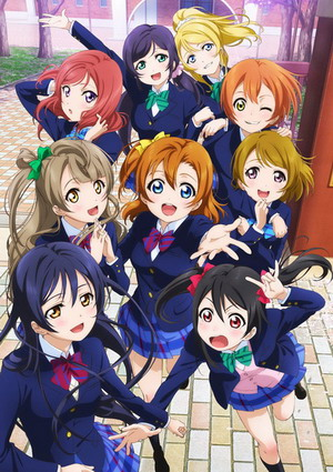 Love_Live!_promotional_image [動漫] LoveLive 第二季 04 HD [動漫] LoveLive 第二季 04 HD Love Live promotional image