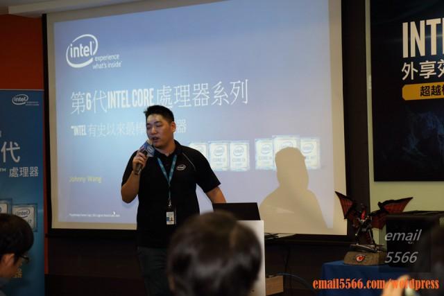 IMG_2913 第6代Intel Core處理器暨平台 超越極限-效能解放體驗會 第6代Intel Core處理器暨平台 超越極限-效能解放體驗會 IMG 2913 640x427