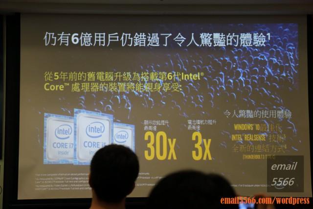 IMG_2916 第6代Intel Core處理器暨平台 超越極限-效能解放體驗會 第6代Intel Core處理器暨平台 超越極限-效能解放體驗會 IMG 2916 640x427