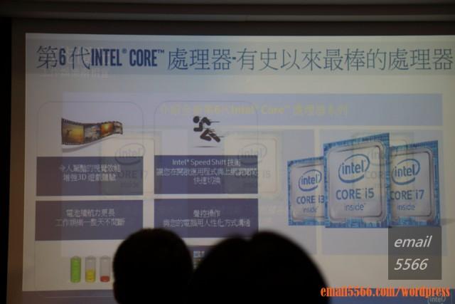 IMG_2917 第6代Intel Core處理器暨平台 超越極限-效能解放體驗會 第6代Intel Core處理器暨平台 超越極限-效能解放體驗會 IMG 2917 640x427