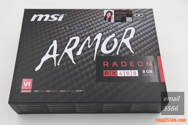 img_4499 [開箱] 微星MSI Radeon RX 480 ARMOR 8G OC 鎧甲貓 顯示卡 [開箱] 微星MSI Radeon RX 480 ARMOR 8G OC 鎧甲貓 顯示卡 IMG 4499 640x427
