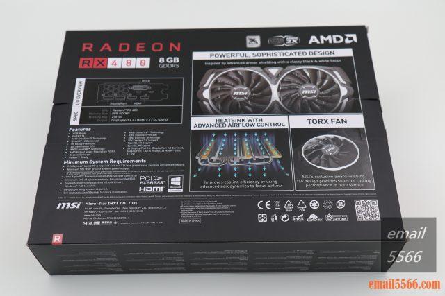 img_4500 [開箱] 微星MSI Radeon RX 480 ARMOR 8G OC 鎧甲貓 顯示卡 [開箱] 微星MSI Radeon RX 480 ARMOR 8G OC 鎧甲貓 顯示卡 IMG 4500 640x427