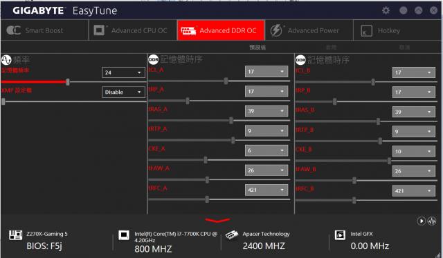 [開箱] 來自技嘉科技gigabyte的頂級電競品牌 GA-Z270X-Gaming 5  AORUS Gaming Series 主機板 [開箱] 來自技嘉科技gigabyte的頂級電競品牌 GA-Z270X-Gaming 5  AORUS Gaming Series 主機板 Easy Tune 3 640x374