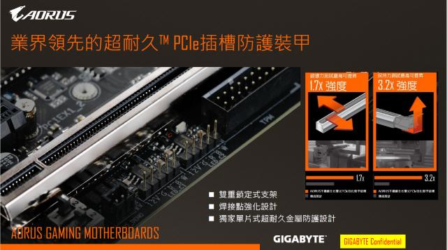 [開箱] 來自技嘉科技gigabyte的頂級電競品牌 GA-Z270X-Gaming 5  AORUS Gaming Series 主機板 [開箱] 來自技嘉科技gigabyte的頂級電競品牌 GA-Z270X-Gaming 5  AORUS Gaming Series 主機板 PCIe 640x358