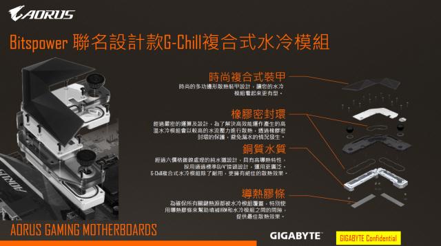 [開箱] 來自技嘉科技gigabyte的頂級電競品牌 GA-Z270X-Gaming 5  AORUS Gaming Series 主機板 [開箱] 來自技嘉科技gigabyte的頂級電競品牌 GA-Z270X-Gaming 5  AORUS Gaming Series 主機板 water 4 640x358
