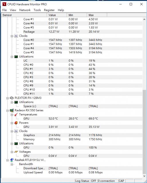[開箱] 窮人四核八線程 AMD Ryzen 5 1400+ASUS PRIME A320M-K+ASUS RADEON RX550 [開箱] 窮人四核八線程 AMD Ryzen 5 1400+ASUS PRIME A320M-K+ASUS RADEON RX550 GPU TE 513x640