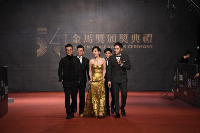 第54屆金馬獎-星光大道 HD 第54屆金馬獎-星光大道 HD 20171125 liuhong jinma021 640x427