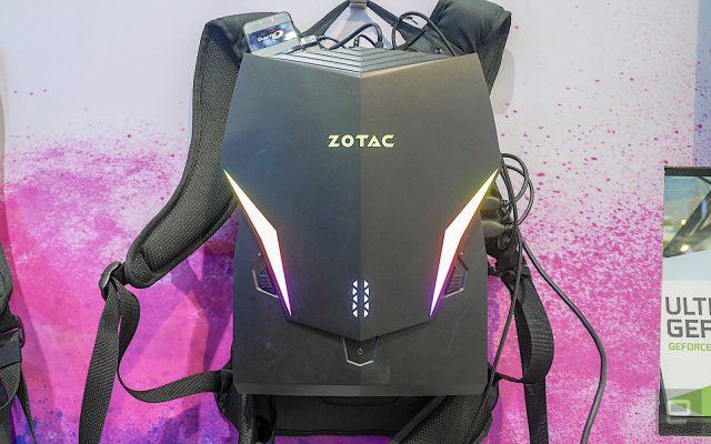 ZOTAV 索泰-VR背包 x570主機板 2019 XF 台中網聚-電腦夏日祭 P9110879 1600 640x400