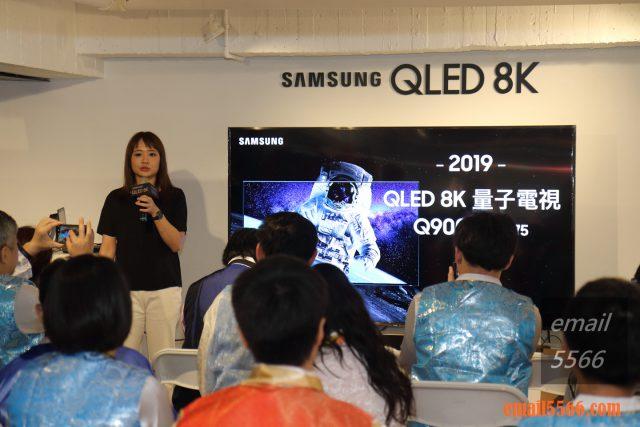 samsung qled 8k Samsung QLED 8K Smart TV 三星量子8K智慧型電視 體驗會 IMG 9517 640x427
