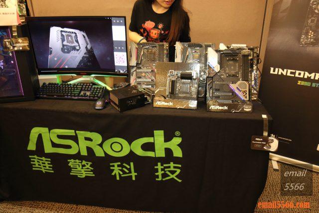 ASRock motherboard x570主機板 2019 XF 台中網聚-電腦夏日祭 IMG 0545 640x427