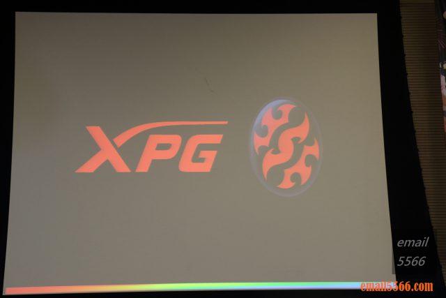 XPG-威剛旗下高效能品牌 x570主機板 2019 XF 台中網聚-電腦夏日祭 IMG 0593 640x427