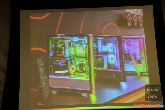 XPG RGB COMPUTER x570主機板 2019 XF 台中網聚-電腦夏日祭 IMG 0601 640x427