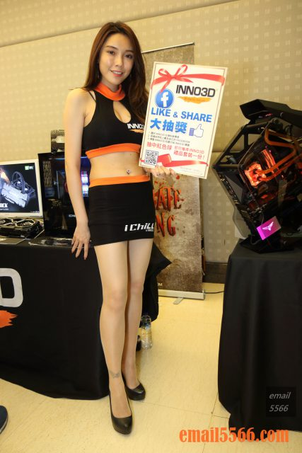 2019 XFastest-INNO3D Girl