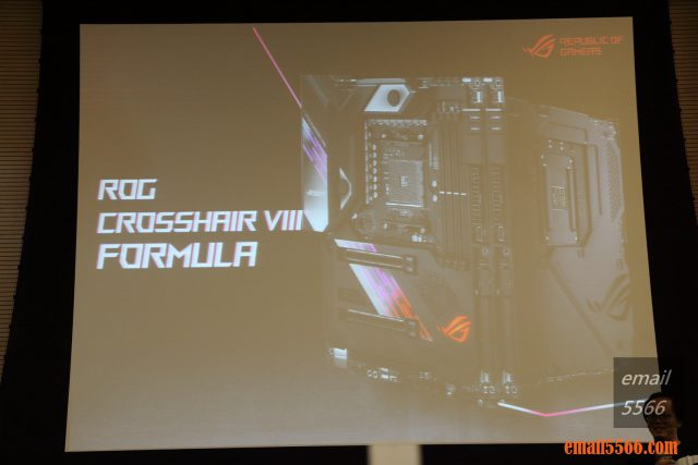 ROG Crosshair VIII Formula x570主機板 2019 XF 台中網聚-電腦夏日祭 IMG 0766 640x427