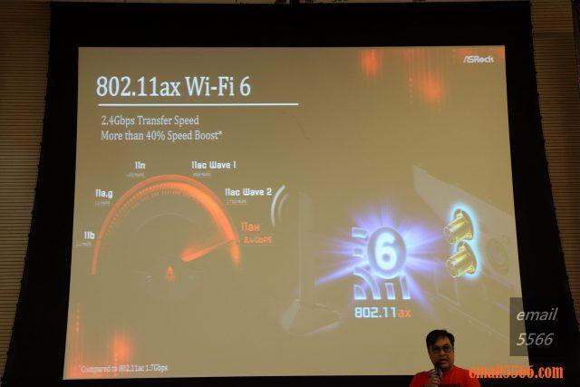 ASRock X570 802.11ax Wi-Fi 6