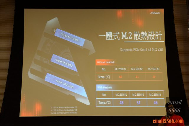M.2 integrated cooling