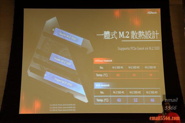 M.2 integrated cooling x570主機板 2019 XF 台中網聚-電腦夏日祭 IMG 0797 640x427