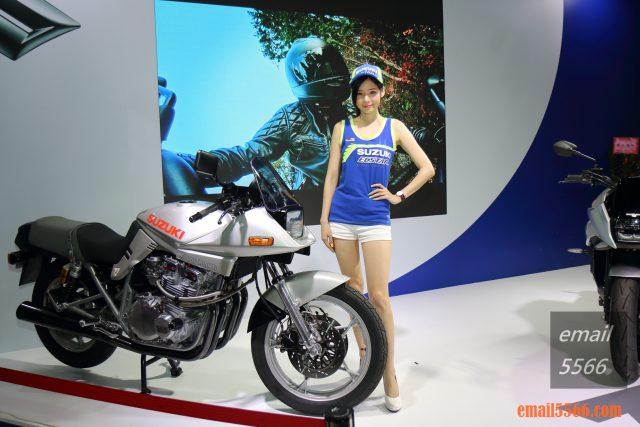 Suzuki GSX-S1000S Katana 1980 2019國際重機展 2019國際重機展-YAMAHA x SUZUKI x HONDA x Kawasaki IMG 0910 640x427