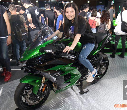 Kawasaki-Ninja H2 SX SE