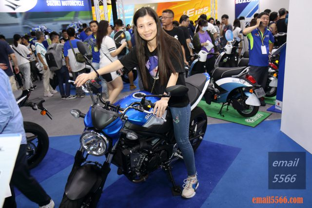 Suzuki-SV 650 2019國際重機展 2019國際重機展-YAMAHA x SUZUKI x HONDA x Kawasaki IMG 0933 640x427