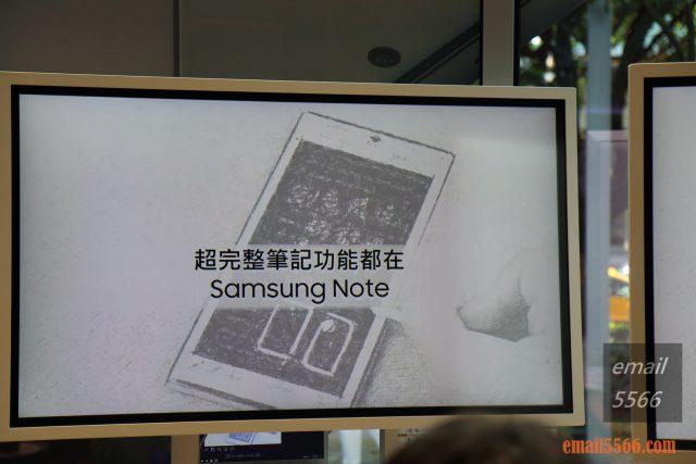 Galaxy Note10 APP Samsung Notes