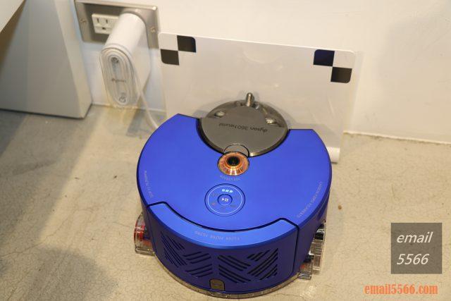 Dyson 360 Heuris 智能吸塵機器人