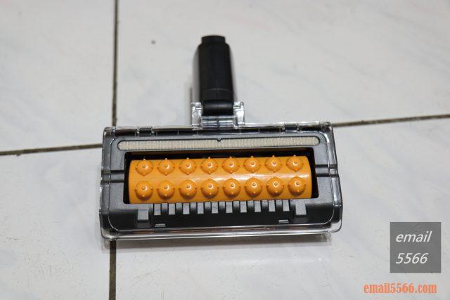 LG CordZero™ A9+濕拖無線吸塵器-電動除蟎吸頭