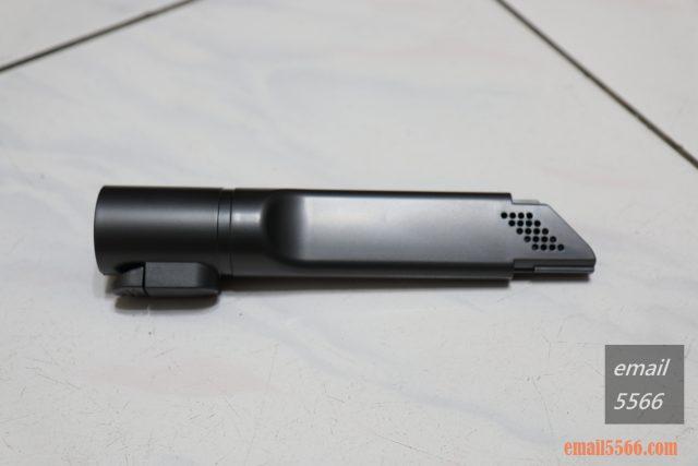 LG CordZero™ A9+濕拖無線吸塵器-電動除蟎吸頭 隙縫專用吸頭