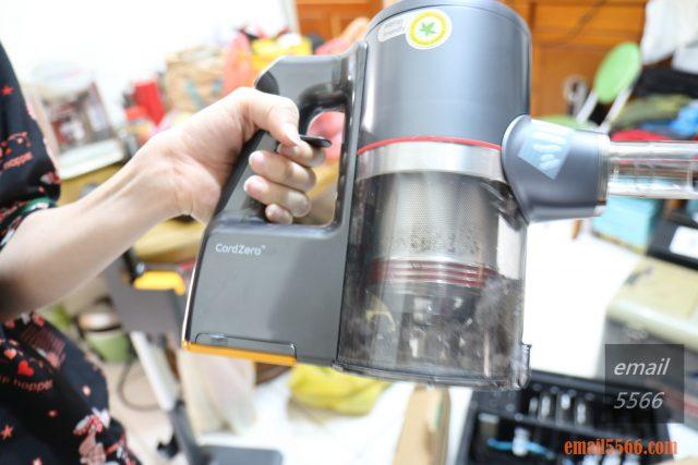LG CordZero™ A9+濕拖無線吸塵器-硬地板專用絨毛吸頭 集塵器毛髮