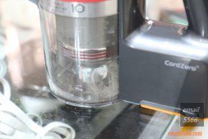 LG CordZero™ A9+濕拖無線吸塵器-雙渦輪氣旋 長久保持 強大吸力