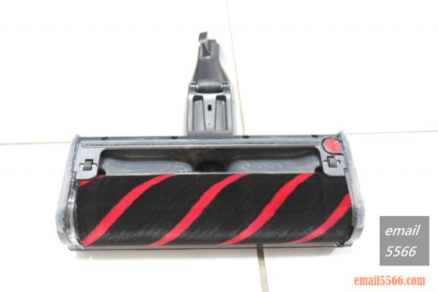 LG CordZero™ A9+濕拖無線吸塵器-硬地板專用絨毛吸頭