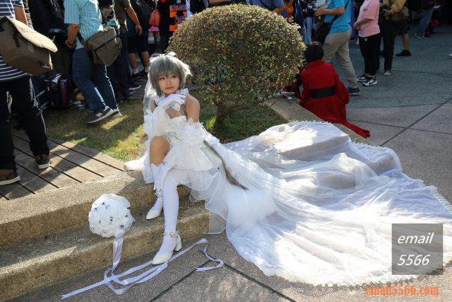 言和花嫁-柒郁 [cosplay] pf31-開拓動漫祭籌備委員會 [Cosplay] PF31-開拓動漫祭籌備委員會 IMG 2652 640x427