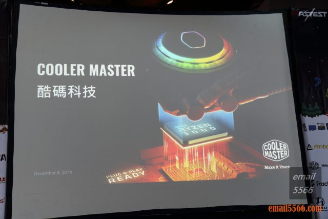 2019 XF 台北網聚-酷碼 Cooler Master