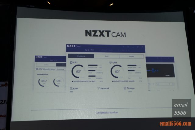 2019 XF 台北網聚-恩傑NZXT-NZXT CAM